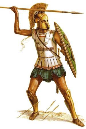 Рисунки греческих богов и богинь